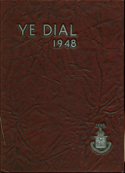 Page 1, 1948 Edition, Rutgers Preparatory School - Ye Dial Yearbook (New Brunswick, NJ) online yearbook collection
