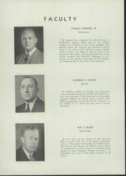Page 12, 1948 Edition, Rutgers Preparatory School - Ye Dial Yearbook (New Brunswick, NJ) online yearbook collection