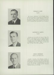 Page 14, 1948 Edition, Rutgers Preparatory School - Ye Dial Yearbook (New Brunswick, NJ) online yearbook collection