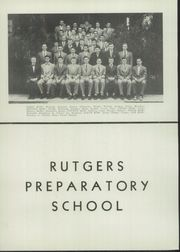 Page 6, 1948 Edition, Rutgers Preparatory School - Ye Dial Yearbook (New Brunswick, NJ) online yearbook collection