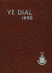 Page 1, 1950 Edition, Rutgers Preparatory School - Ye Dial Yearbook (New Brunswick, NJ) online yearbook collection
