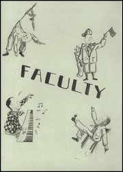 Page 10, 1950 Edition, Rutgers Preparatory School - Ye Dial Yearbook (New Brunswick, NJ) online yearbook collection