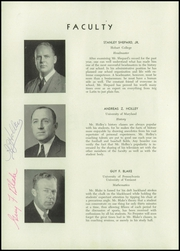 Page 12, 1950 Edition, Rutgers Preparatory School - Ye Dial Yearbook (New Brunswick, NJ) online yearbook collection