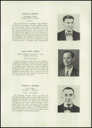Page 13, 1950 Edition, Rutgers Preparatory School - Ye Dial Yearbook (New Brunswick, NJ) online yearbook collection