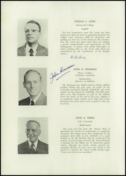 Page 14, 1950 Edition, Rutgers Preparatory School - Ye Dial Yearbook (New Brunswick, NJ) online yearbook collection