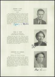 Page 15, 1950 Edition, Rutgers Preparatory School - Ye Dial Yearbook (New Brunswick, NJ) online yearbook collection