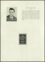 Page 16, 1950 Edition, Rutgers Preparatory School - Ye Dial Yearbook (New Brunswick, NJ) online yearbook collection
