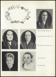 Page 11, 1956 Edition, Villa Victoria Academy - Memories Yearbook (Trenton, NJ) online yearbook collection
