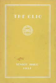 Page 1, 1937 Edition, Beard School - Clio Yearbook (Orange, NJ) online yearbook collection