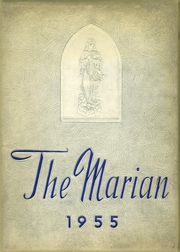 Page 1, 1955 Edition, Star of the Sea Academy - Marian Yearbook (Long Branch, NJ) online yearbook collection