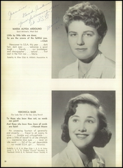 Page 14, 1955 Edition, Star of the Sea Academy - Marian Yearbook (Long Branch, NJ) online yearbook collection