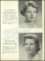 Page 15, 1955 Edition, Star of the Sea Academy - Marian Yearbook (Long Branch, NJ) online yearbook collection