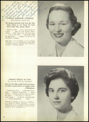 Page 16, 1955 Edition, Star of the Sea Academy - Marian Yearbook (Long Branch, NJ) online yearbook collection