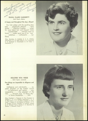 Page 17, 1955 Edition, Star of the Sea Academy - Marian Yearbook (Long Branch, NJ) online yearbook collection