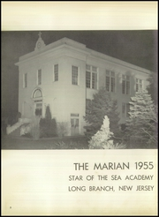 Page 6, 1955 Edition, Star of the Sea Academy - Marian Yearbook (Long Branch, NJ) online yearbook collection