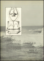 Page 8, 1955 Edition, Star of the Sea Academy - Marian Yearbook (Long Branch, NJ) online yearbook collection