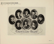 Page 11, 1915 Edition, Vanderbilt University - Commodore Yearbook (Nashville, TN) online yearbook collection