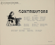 Page 15, 1915 Edition, Vanderbilt University - Commodore Yearbook (Nashville, TN) online yearbook collection
