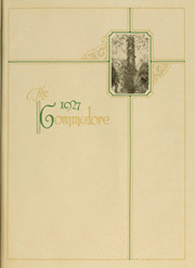Page 5, 1927 Edition, Vanderbilt University - Commodore Yearbook (Nashville, TN) online yearbook collection