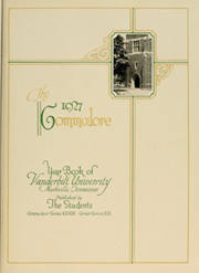 Page 7, 1927 Edition, Vanderbilt University - Commodore Yearbook (Nashville, TN) online yearbook collection