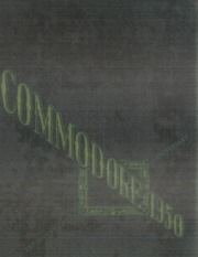 Vanderbilt University - Commodore Yearbook (Nashville, TN) online yearbook collection, 1950 Edition, Page 1