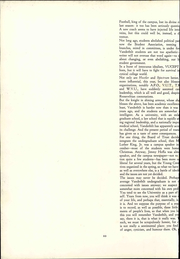 Page 16, 1963 Edition, Vanderbilt University - Commodore Yearbook (Nashville, TN) online yearbook collection
