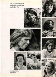 Page 7, 1976 Edition, Vanderbilt University - Commodore Yearbook (Nashville, TN) online yearbook collection