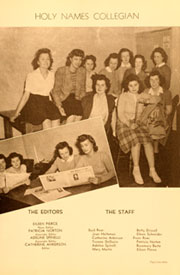 Page 49, 1944 Edition, Holy Names College - Annual (Spokane, WA) online yearbook collection