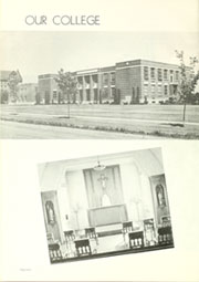 Page 10, 1945 Edition, Holy Names College - Annual (Spokane, WA) online yearbook collection