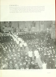 Page 9, 1945 Edition, Holy Names College - Annual (Spokane, WA) online yearbook collection