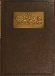 1924 Edition, Ripon College - Crimson Yearbook (Ripon, WI)