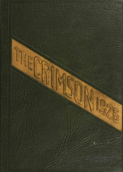 1926 Edition, Ripon College - Crimson Yearbook (Ripon, WI)