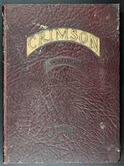 1928 Edition, Ripon College - Crimson Yearbook (Ripon, WI)