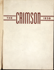 1938 Edition, Ripon College - Crimson Yearbook (Ripon, WI)