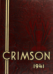 1941 Edition, Ripon College - Crimson Yearbook (Ripon, WI)