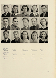 Page 16, 1941 Edition, Ripon College - Crimson Yearbook (Ripon, WI) online yearbook collection
