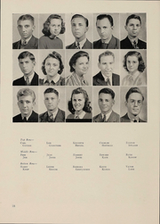 Page 17, 1941 Edition, Ripon College - Crimson Yearbook (Ripon, WI) online yearbook collection