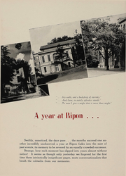 Page 5, 1941 Edition, Ripon College - Crimson Yearbook (Ripon, WI) online yearbook collection