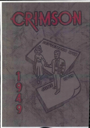 1949 Edition, Ripon College - Crimson Yearbook (Ripon, WI)