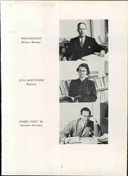Page 13, 1949 Edition, Ripon College - Crimson Yearbook (Ripon, WI) online yearbook collection