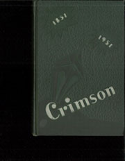 1951 Edition, Ripon College - Crimson Yearbook (Ripon, WI)