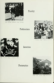 Page 13, 1951 Edition, Ripon College - Crimson Yearbook (Ripon, WI) online yearbook collection