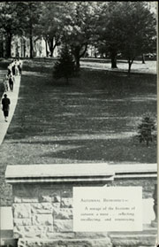 Page 17, 1951 Edition, Ripon College - Crimson Yearbook (Ripon, WI) online yearbook collection