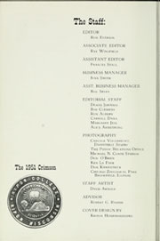 Page 8, 1951 Edition, Ripon College - Crimson Yearbook (Ripon, WI) online yearbook collection