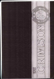 1966 Edition, Ripon College - Crimson Yearbook (Ripon, WI)