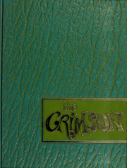 1968 Edition, Ripon College - Crimson Yearbook (Ripon, WI)