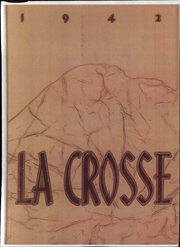 University of Wisconsin La Crosse - La Crosse Yearbook (La Crosse, WI) online yearbook collection, 1942 Edition, Page 1