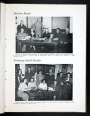 Page 11, 1947 Edition, University of Wisconsin La Crosse - La Crosse Yearbook (La Crosse, WI) online yearbook collection