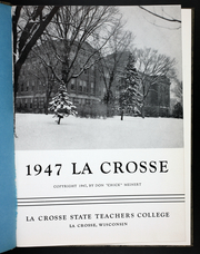 Page 5, 1947 Edition, University of Wisconsin La Crosse - La Crosse Yearbook (La Crosse, WI) online yearbook collection