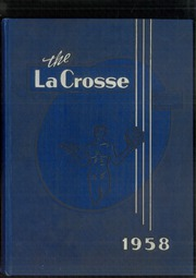 Page 1, 1958 Edition, University of Wisconsin La Crosse - La Crosse Yearbook (La Crosse, WI) online yearbook collection